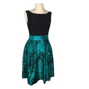 JH Floral Dress